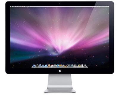 Monitor LED Apple Cinema 24 inch