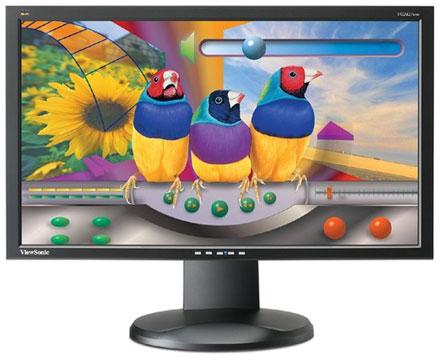 Monitor LCD ViewSonic VG2428WM