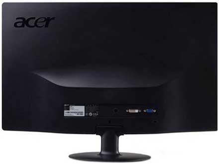 Monitor  Acer S240HLbd