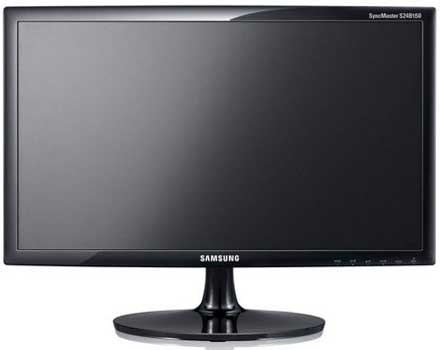 Monitor LED Samsung S24B150BL