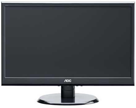 Monitor LED AOC E2050SDAK