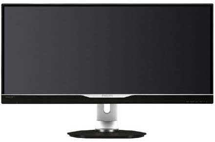 Monitor LED Philips 298P4QJEB