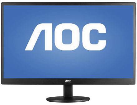 Monitor LED AOC E2070SWN
