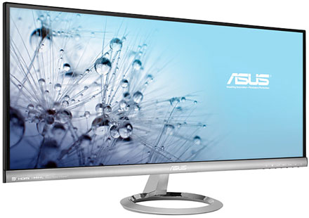 Monitor LED Asus-MX299Q