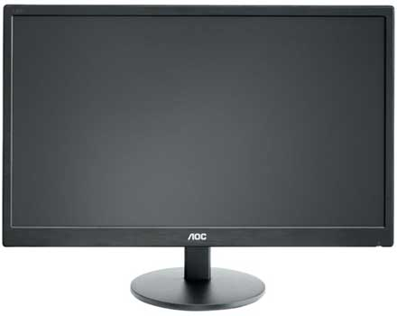 Monitor LED AOC E2370Sd