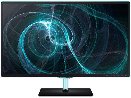 Monitor LED Samsung LS24D390HL