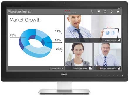 Monitor LED Dell UZ2315H