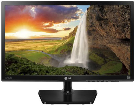 Monitor LED LG 22MP47D-P