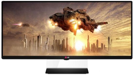 Monitor LED LG 34UM65-P