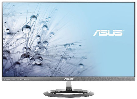 Monitor LED IPS ASUS MX25AQ