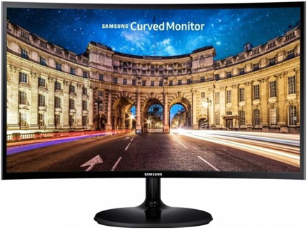 Monitor LED Samsung LC24F390FH