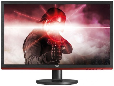 Monitor LED AOC G2260VWQ6