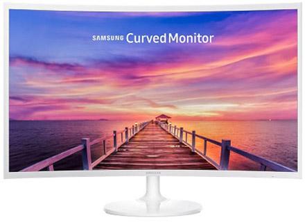 Monitor LED Samsung LC32F391FW