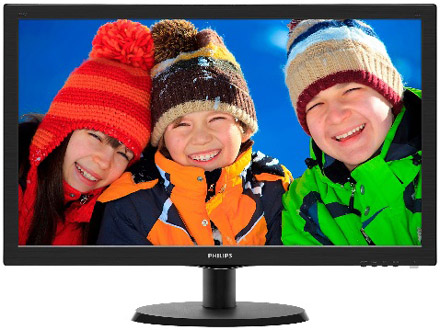 Monitor LED Philips 223V5LHSB2/00