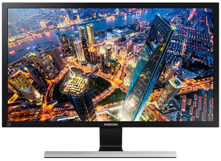 Monitor LED Samsung LU28E570DS